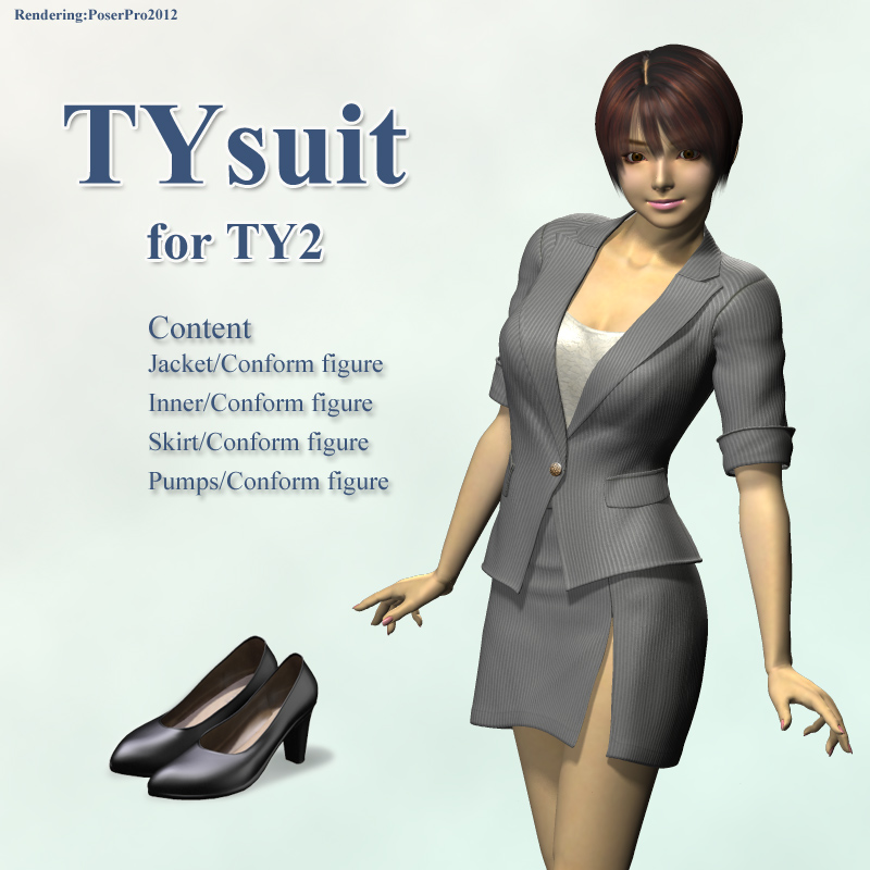 TYsuit for TY2