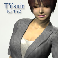 TYsuit for TY2 3D Figure Essentials kobamax