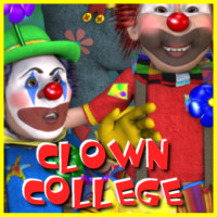 Clown College 3D Figure Essentials 3D Models JudibugDesigns