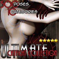 Ultimate Catfight Collection - Part 1 Themed Poses/Expressions Darkworld