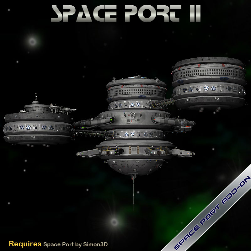 Space Port 2