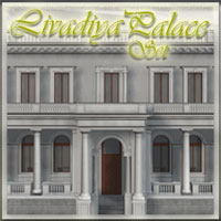 Livadiya palace set 1 3D Models darkvisionary