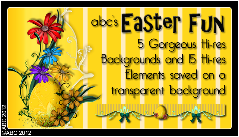 ABC Easter Fun
