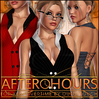 After-Hours for X06: Overtime by Shana