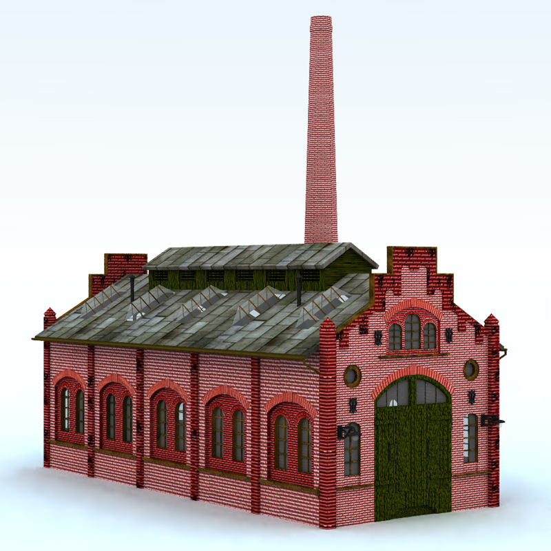 Train Repair Station (for Vue)