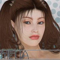Surreal Melia 3D Figure Essentials surreality
