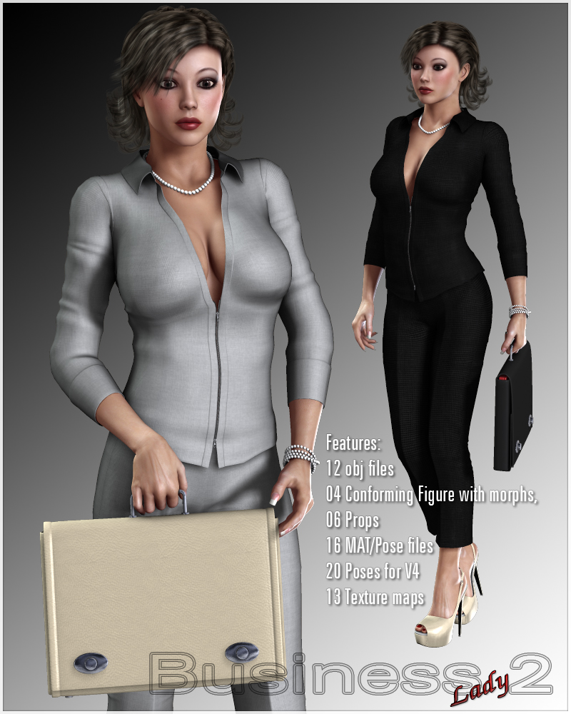 Al3d's BusinessLady 2