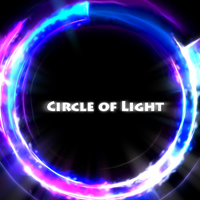 Circle of Light 3D Models 2D designfera