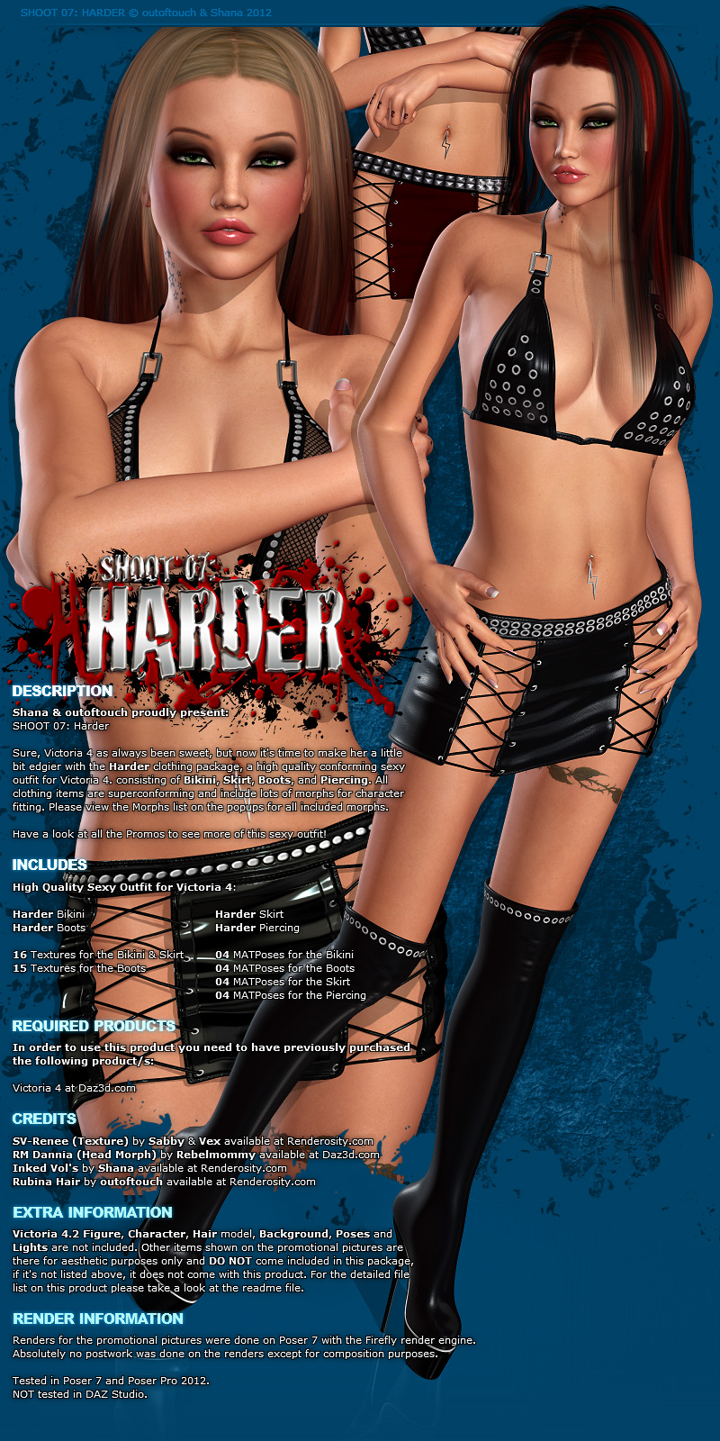 SHOOT 07: Harder