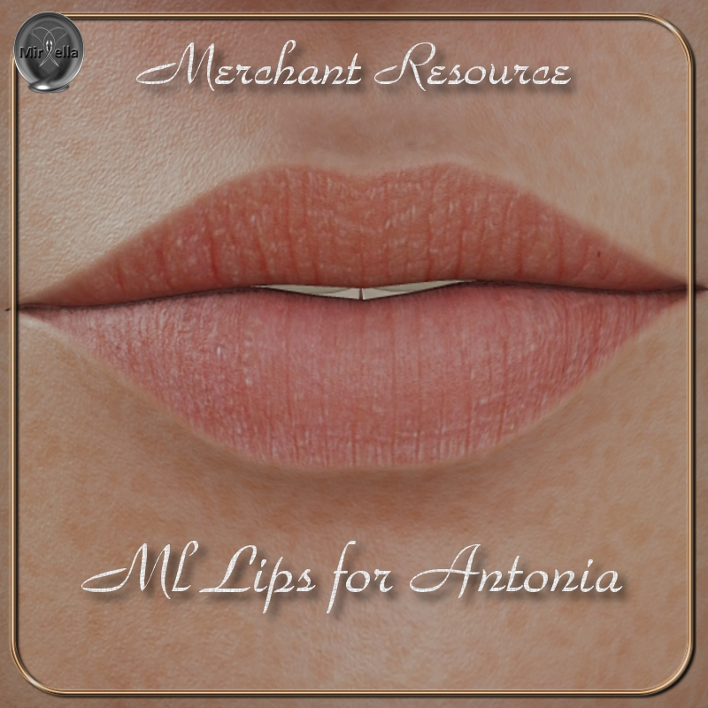ML Lips for Antonia