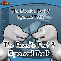 The Beastie Part 3 - Eyes and Teeth Tutorials Fugazi1968