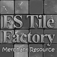 FS Tile Factory 3D Models 2D Graphics FrozenStar