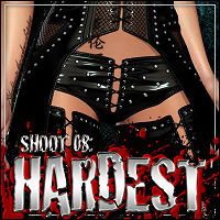 SHOOT 08: Hardest by Shana