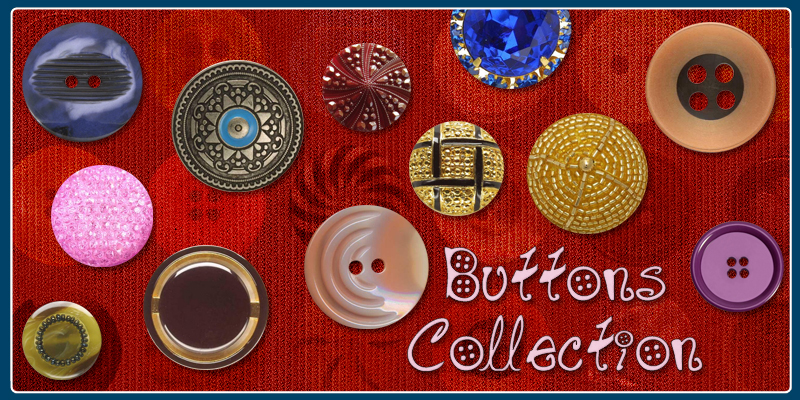 Buttons Collection