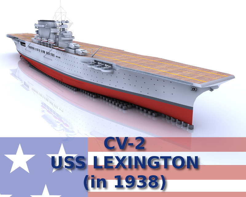 USS Lexington (CV2)