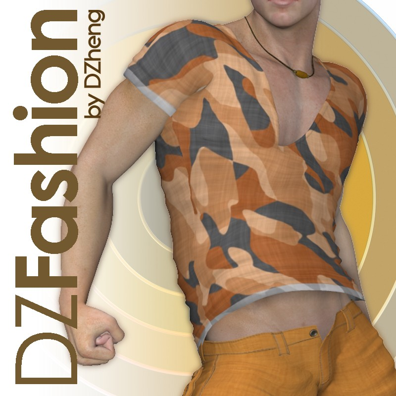 DZ Fashion Set 4 for M4H4Guy4