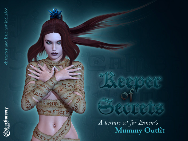 CY Keeper of Secrets for Exnem's Mummy