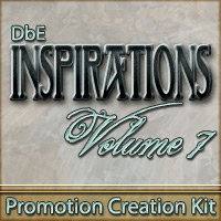 DbE-Inspirations 7 Promo Creation Kit 2D DesignsbyEve