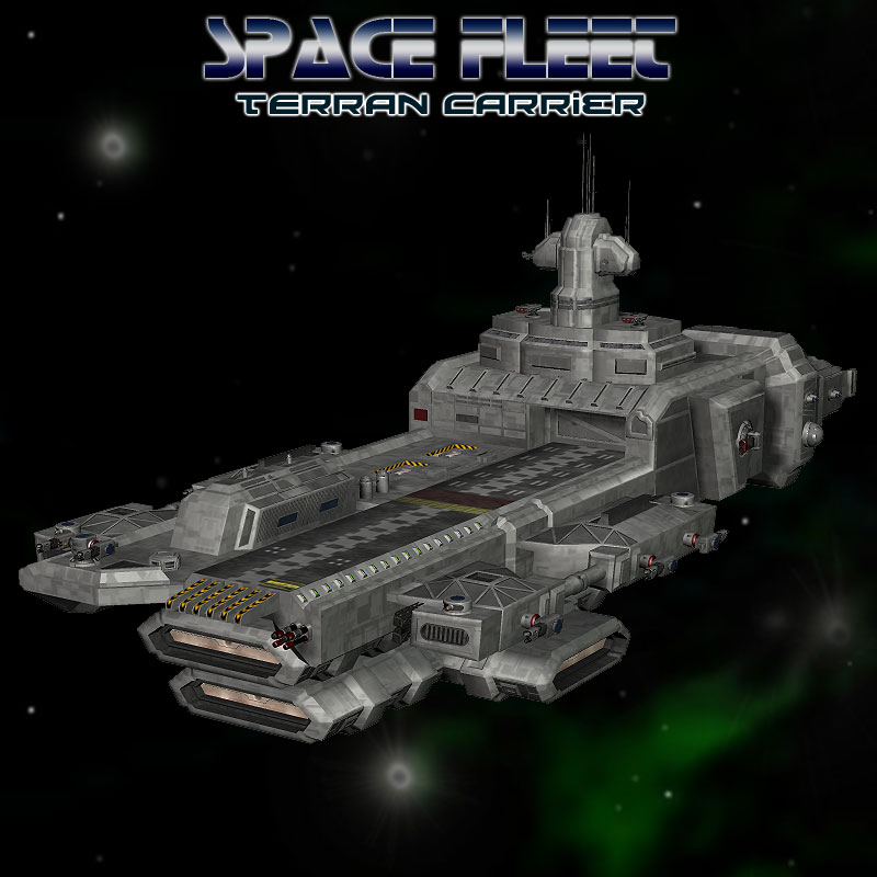 Space Ship Terran Carrier