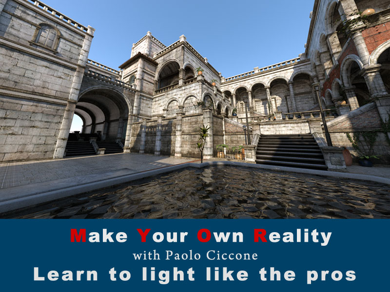 Make Your Own Reality: video course for the Reality plug-in