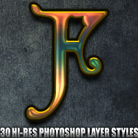 Fantasy - Photoshop Styles 2D 3D Models designfera