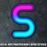 Sweet - Photoshop Styles Themed 2D And/Or Merchant Resources designfera