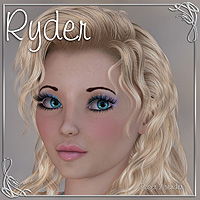 Ryder  3D Figure Essentials Amaranth