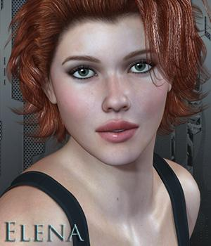 MRL Elena Themed Characters Software Mihrelle