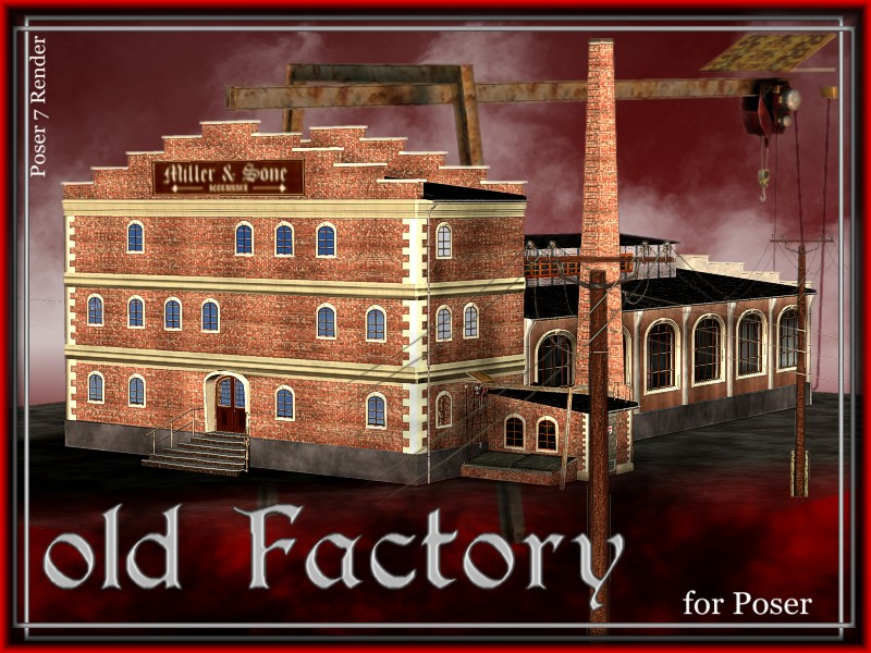 old Factory (book bindery)
