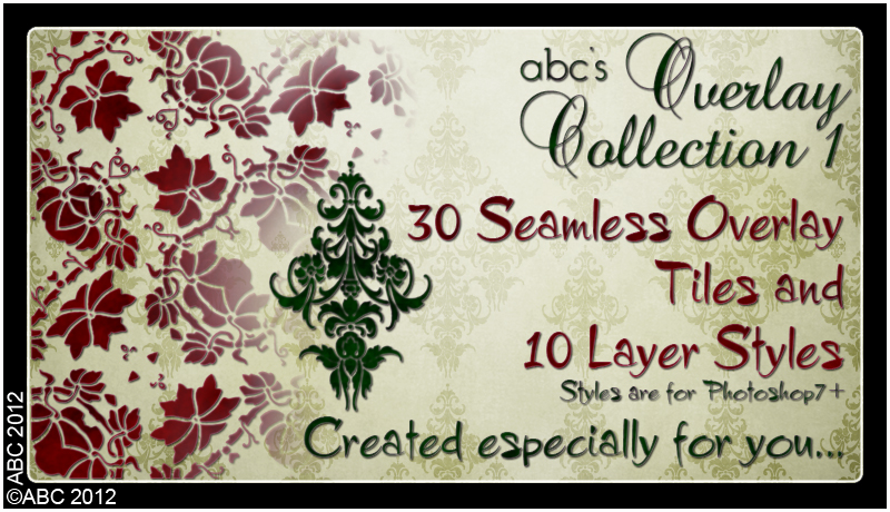 ABC Overlay Collection 1