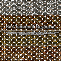 FS Chainmail Resource 2D 3D Models FrozenStar