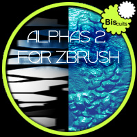 Biscuits Alphas 2 2D Graphics Biscuits