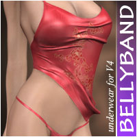 BellyBand 3D Figure Essentials halcyone