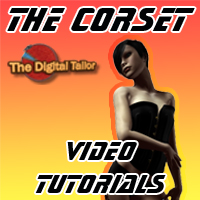 The Corset Tutorials : Learn 3D Fugazi1968
