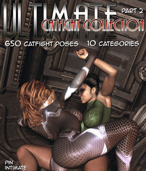 Ultimate Catfight Collection - Part 2 by Darkworld
