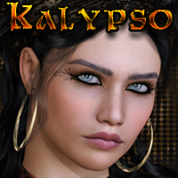 Kalypso V4 3D Figure Essentials gypsyangel