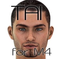 TAI for M4 3D Figure Assets bergieD