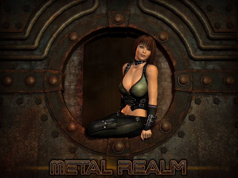 Metal Realm by RPublishing