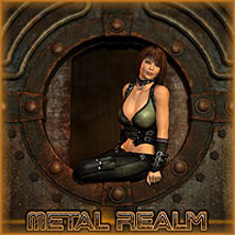 Metal Realm Software Props/Scenes/Architecture Themed Poses/Expressions RPublishing