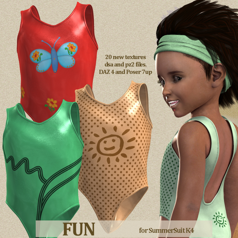 Fun for K4Summersuit