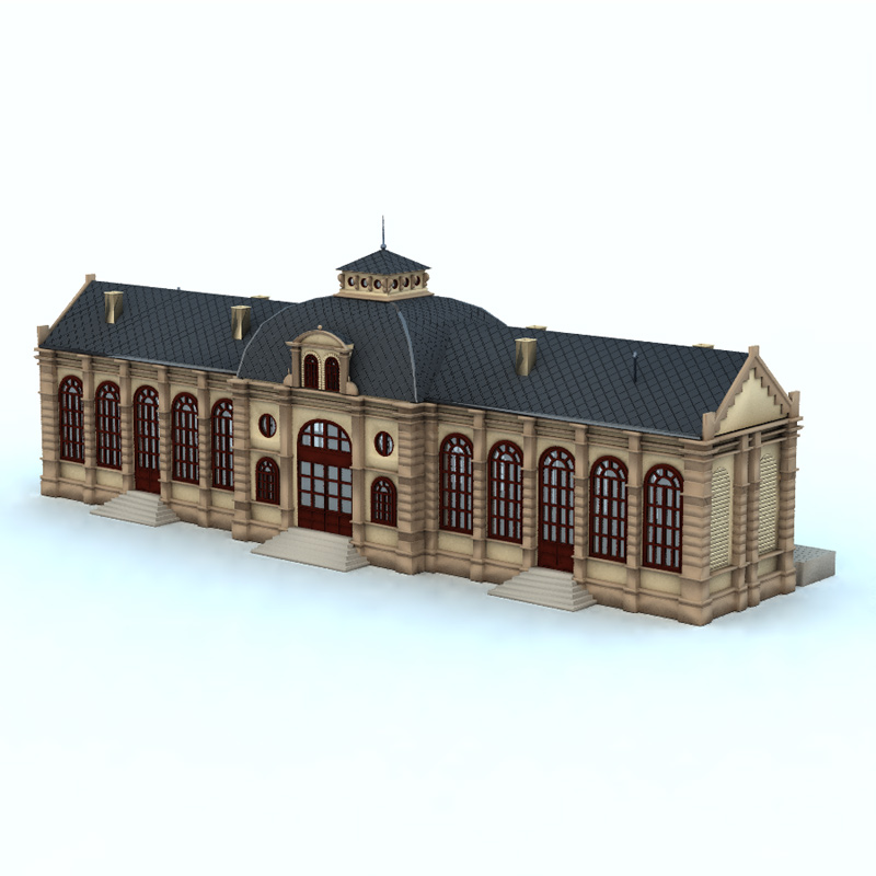 Nordstadt Station (for Vue)