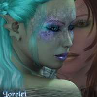 Fantasy Girls - Lorelei