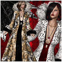 Cruel Ella Outfit Clothing Software Themed RPublishing