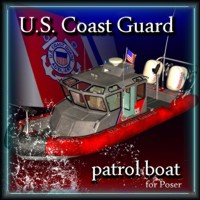 U.S. Patrol Boat Transportation Themed Mike2010