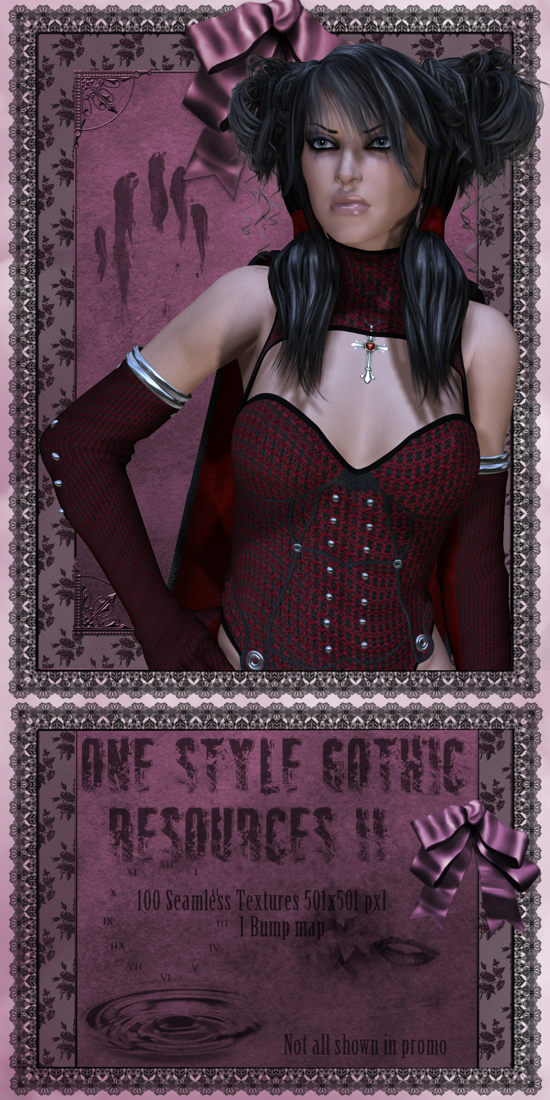One style gothic resources II
