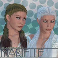 Surreal Marielle 3D Figure Essentials surreality