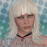 Surreal Ourania 3D Figure Assets surreality