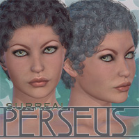 Surreal Perseus 3D Figure Essentials surreality