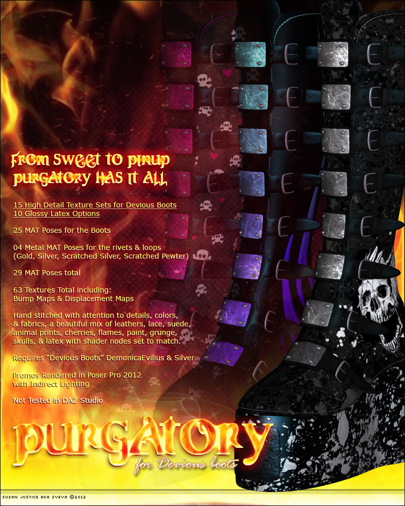 Purgatory for Devious Boots