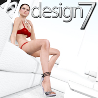 Design 7 3D Figure Essentials 3D Models Software ironman13